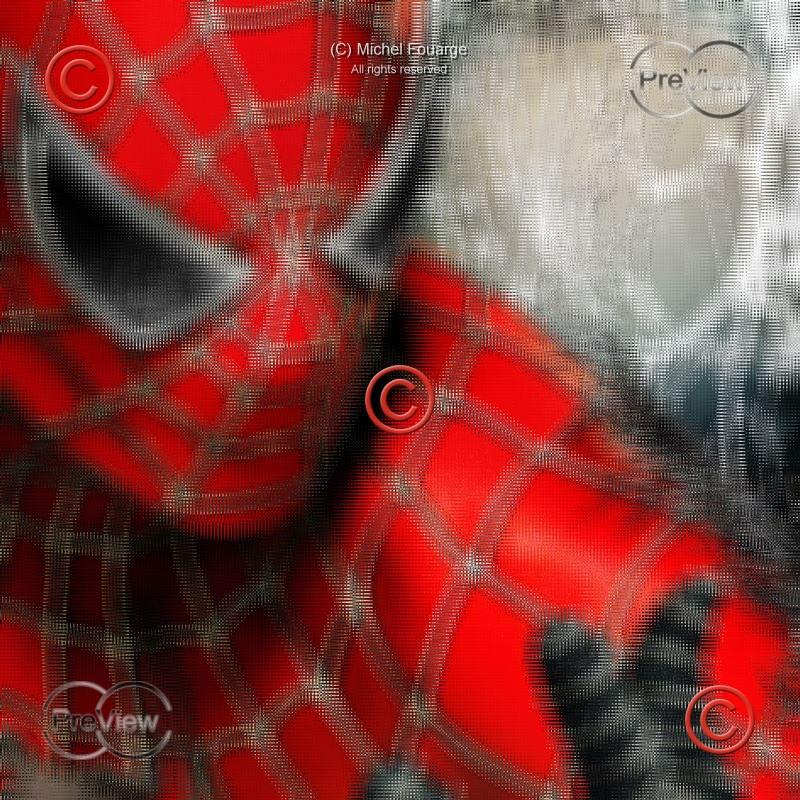 spiderman mf version